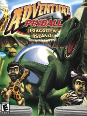Обложка Adventure Pinball: Forgotten Island