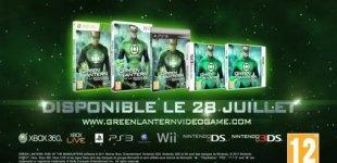 Green Lantern: Rise of the Manhunters. Видео #7
