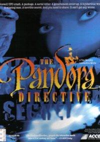 Обложка Tex Murphy: The Pandora Directive