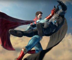 Супермен не жалеет Бэтмена в геймплейном трейлере Injustice 2