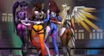 ОБТ Overwatch вызвал скачок популярности игры на PornHub - Изображение 6