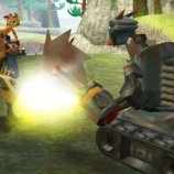 Скриншот Jak and Daxter: The Lost Frontier
