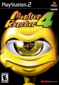 Обложка Monster Rancher 4