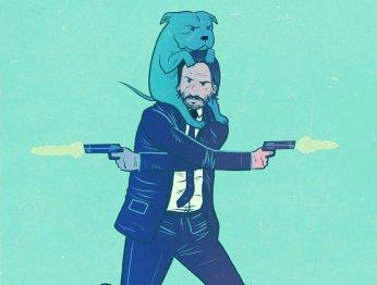 Рецензия на «Джона Уика 2» с Киану Ривзом