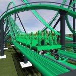 Скриншот Hyper Rails: Advanced 3D Roller Coaster Design – Изображение 13