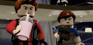 LEGO Marvel's Avengers. Релизный трейлер
