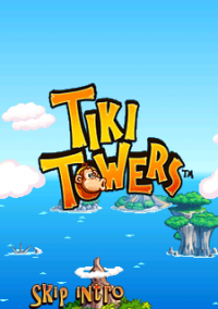 Обложка Tiki Towers