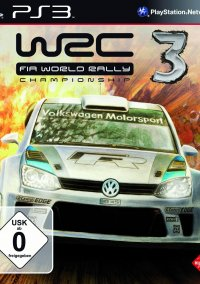 Обложка WRC 3  World Rally Championship