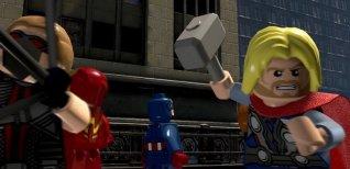 LEGO Marvel's Avengers. Геймплейный трейлер