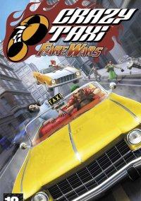 Обложка Crazy Taxi: Fare Wars
