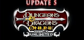Dungeons & Dragons Online: Eberron Unlimited. Видео #2