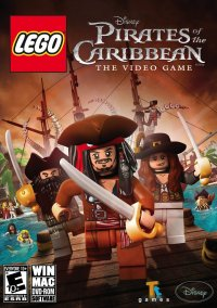 Обложка LEGO Pirates of the Caribbean: The Video Game