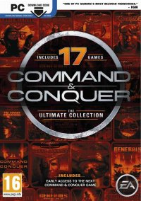 Обложка Command & Conquer: The Ultimate Collection