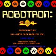 Обложка Robotron: 2084