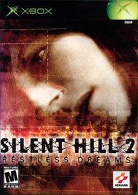 Обложка Silent Hill 2: Restless Dreams