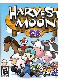 Обложка Harvest Moon DS