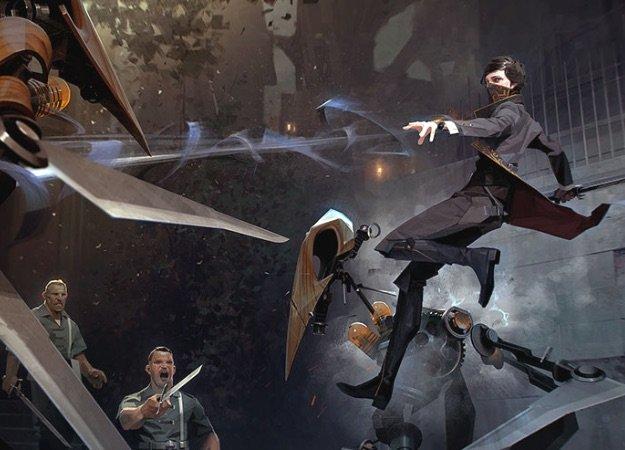 Технические проблемы Dishonored 2: что делать?
