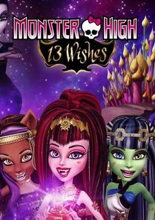 Monster High 13 Wishes: The Official Game