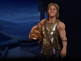 Кто, если неон: Александр Великий иМакедония будут вCivilization6