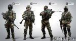 Electronic Arts показали персонажей Battlefield 4 - Изображение 1