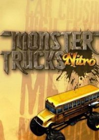 Обложка Monster Trucks Nitro