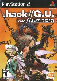 Обложка .hack//G.U.: Vol. 1 - Rebirth
