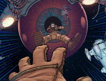 Самые жуткие комиксы про космос, которые вы только можете представить