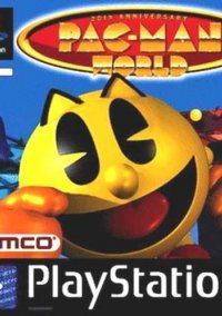 Обложка Pac-Man World 20th Aniversary