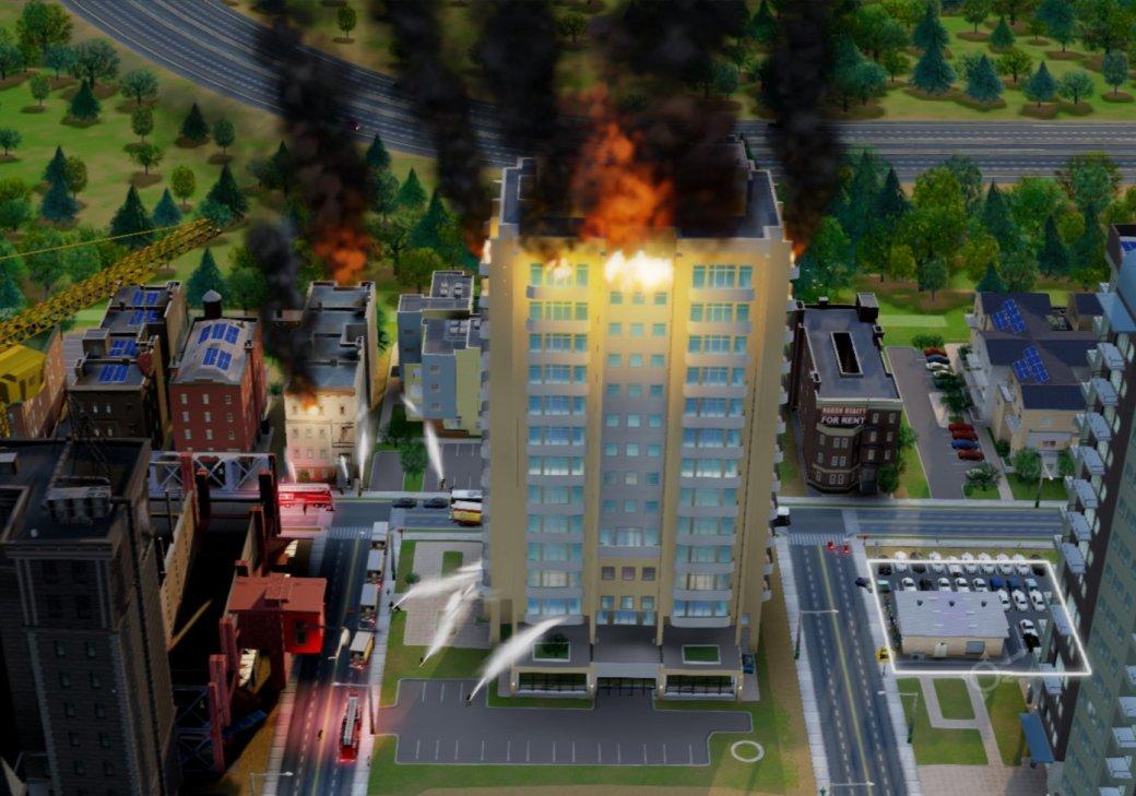 Катастрофа в SimCity: обзор зарубежной прессы - Изображение 1