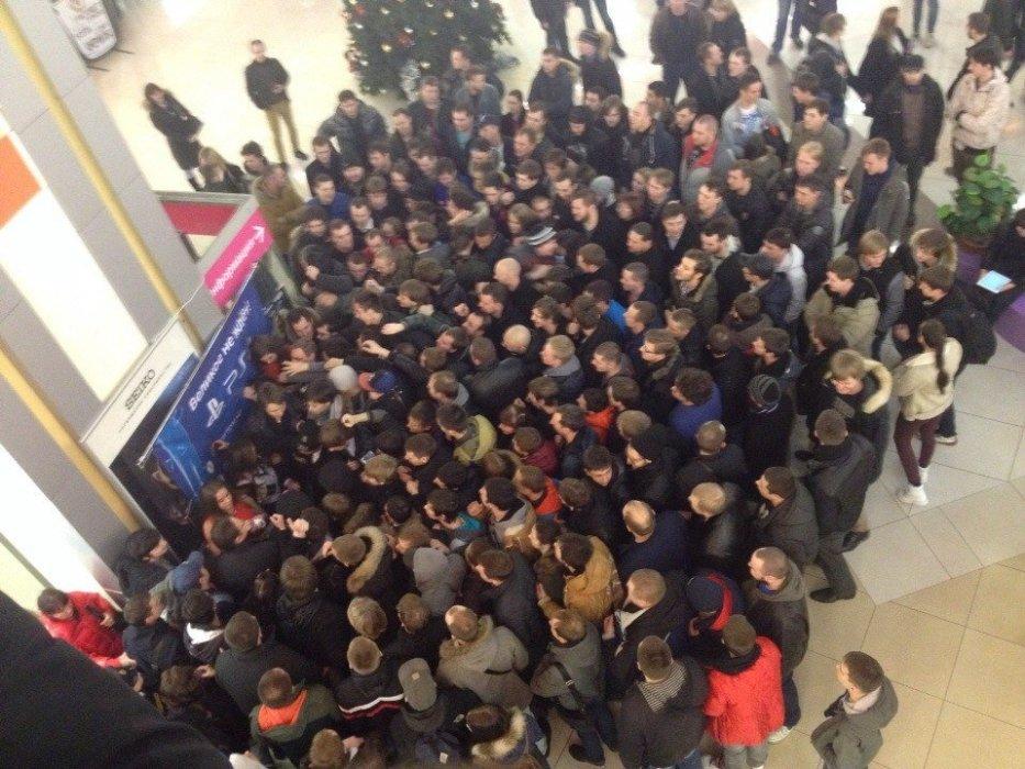 Ранний старт продаж PlayStation 4 в Санкт-Петербурге - Изображение 1