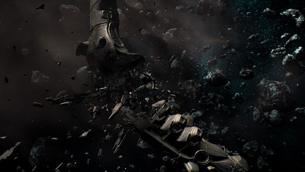 Потрясающий космос Mass Effect: Andromeda. - Изображение 16