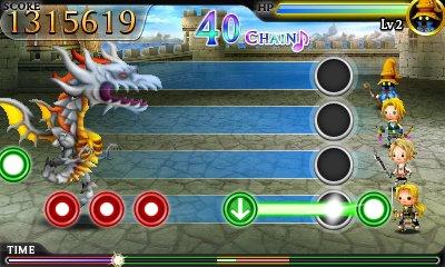 Угадай мелодию: рецензия на Theatrhythm Final Fantasy (3DS) - Изображение 3