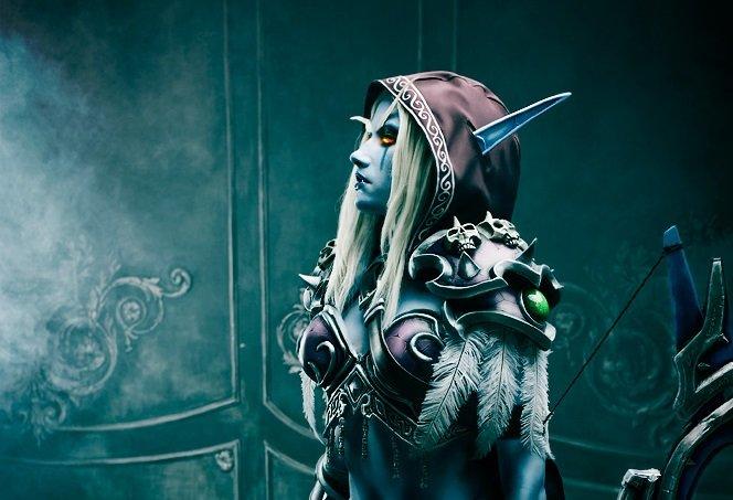 Наташа Фирсакова лучше всех косплеит Алекстразу из Warcraft - Изображение 1