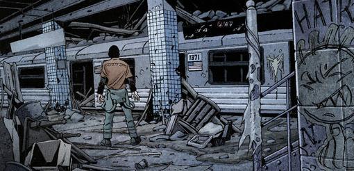 Комиксы: DMZ - Изображение 6