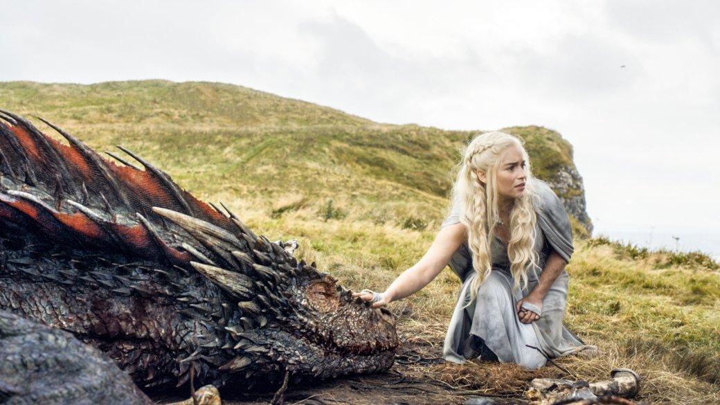 Эмилия Кларк о Game of Thrones: 6-й сезон почти убил съемочную группу - Изображение 1