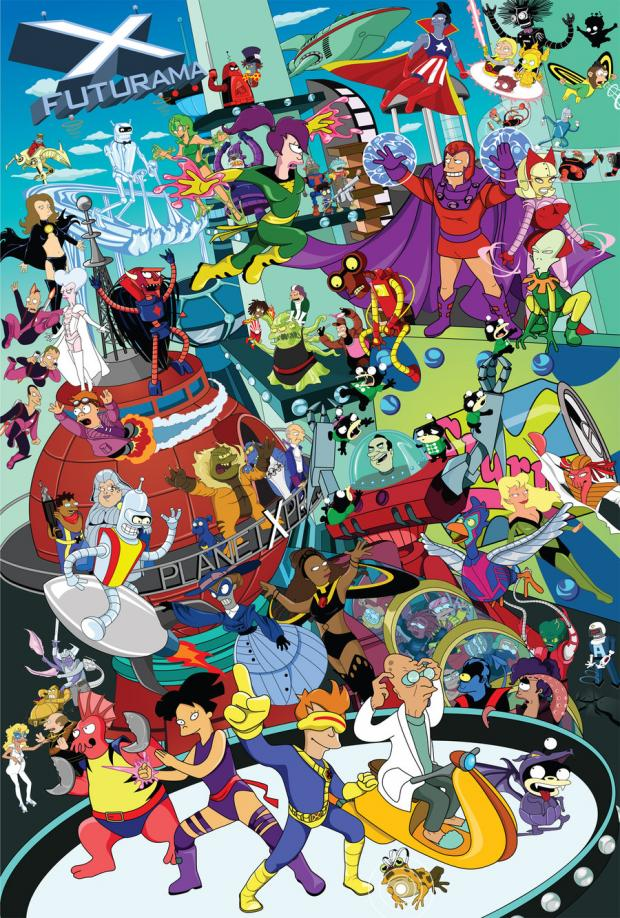 Галерея вариаций: Мстители-женщины, Мстители-дети... - Изображение 59