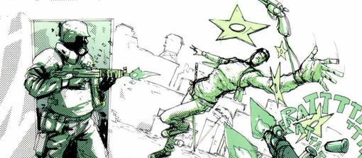 Комиксы: Cowboy Ninja Viking - Изображение 3