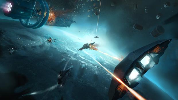 Рождение «Скайнет»: NPC в Elite: Dangerous сами мастерят супероружие - Изображение 1