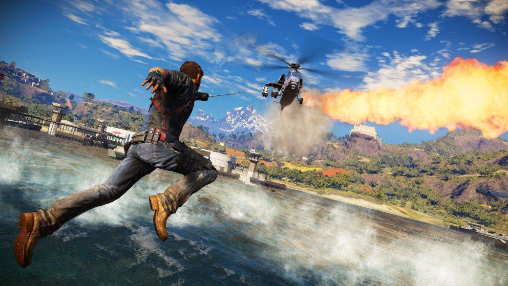 PS4-версия Just Cause 3 запускается на 1080p, Xbox One – на 900p  - Изображение 1