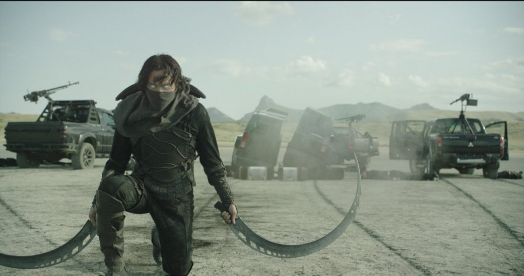 Рецензия на «Защитников» Сарика Андреасяна. - Изображение 25