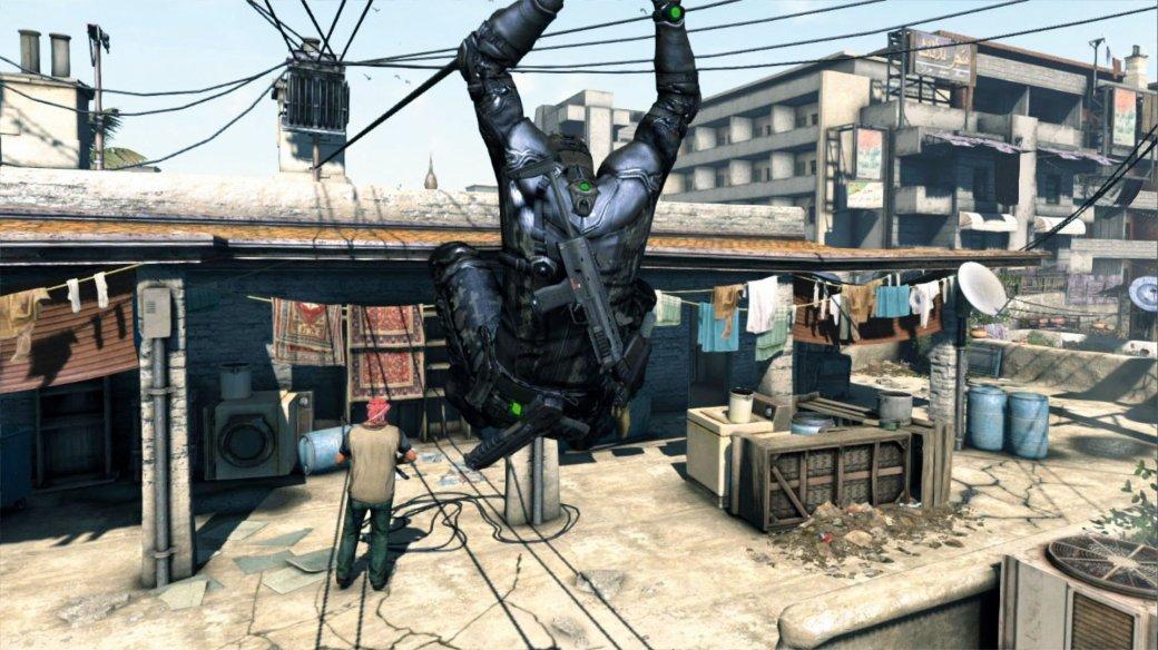Tom Clancy's Splinter Cell: Blacklist. - Изображение 3