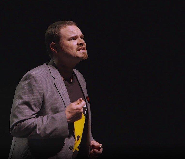 Время лепить мемасы! Галерея лучших кадров с шоу Devolver на E3 2017 - Изображение 2