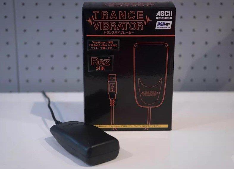 Так выглядит вибратор для PS2. Да, он существует — и ему уже 15 лет. - Изображение 1