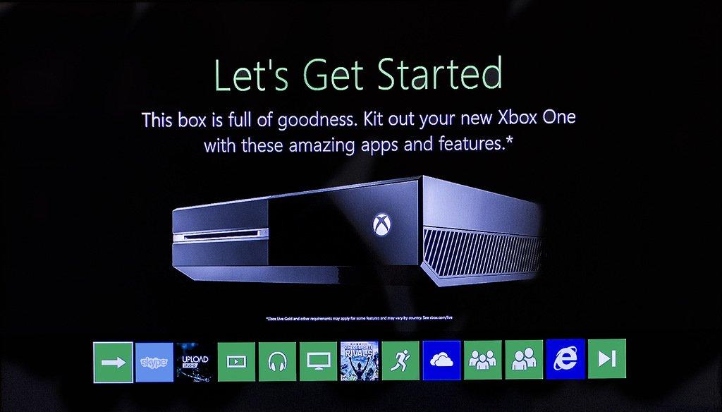 Xbox One: интерфейс, онлайн и геймпад - Изображение 1