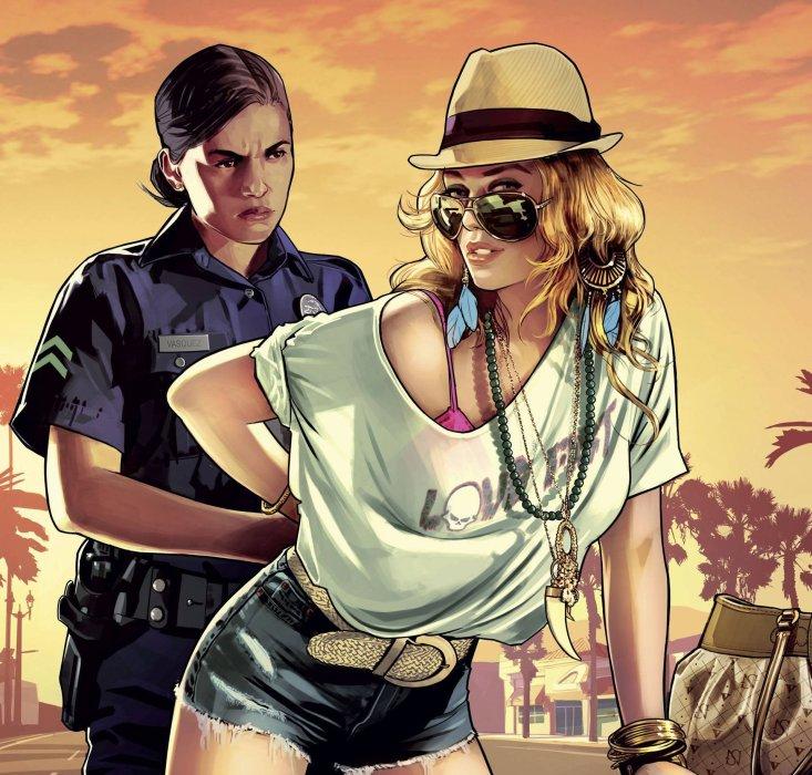 Распаковка коллекционного издания GTA 5 - Изображение 1