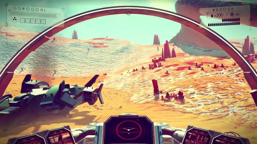 Разработчик No Man's Sky: «Люди подумают — это Minecraft в космосе»  - Изображение 1