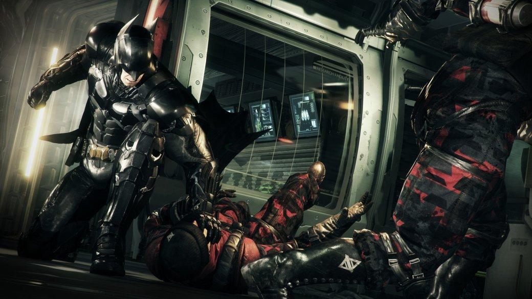 Arkham Knight на PC: лок в 30 FPS, проблемы на AMD и Nvidia - Изображение 2