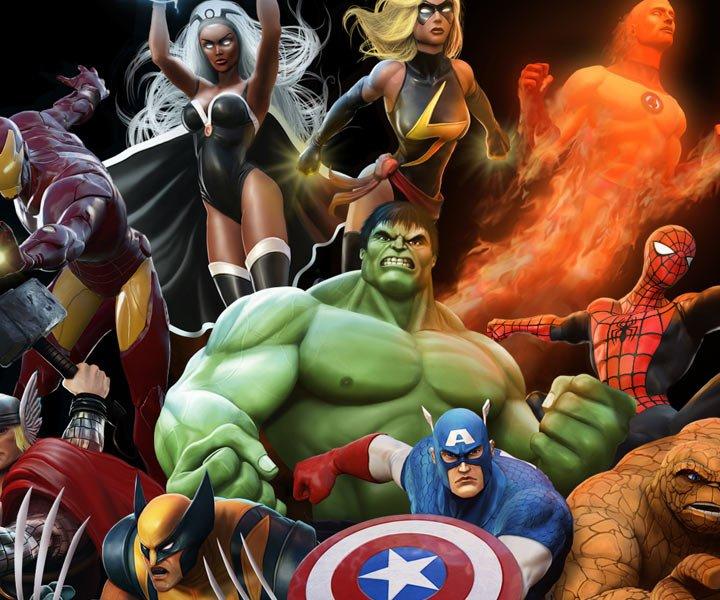 Marvel Heroes - Изображение 1
