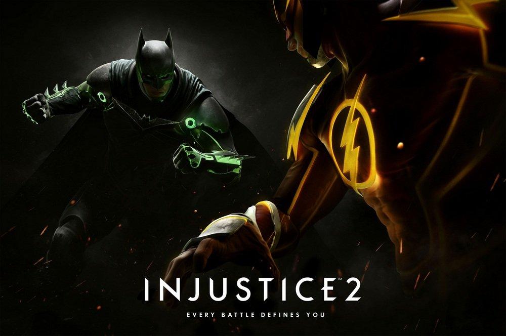 Бэтмен и Супермен избивают Флэша в дебютном трейлере Injustice 2 - Изображение 1