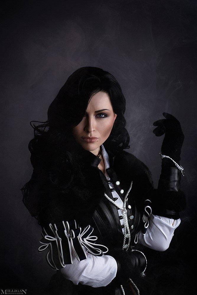 Косплей дня: две разных Йеннифэр изThe Witcher3. Какую выберетевы? - Изображение 10